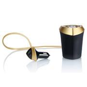 【REMAX】创意五合1车载充电器点烟器 送客户的礼品