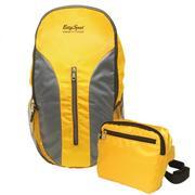 倾橙之恋变形背包 折叠双肩背包 ES-BP006 员工运动会奖品有哪些