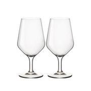 【波米欧利】伊莱特啤酒杯 红酒杯 葡萄酒杯对杯440ml J001Y