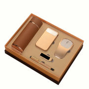 航空铝合金商务礼盒5件套装 礼品套装 商务礼品 年终礼品