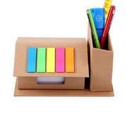 多功能纸砖便签盒 便利贴 N次贴 PET书签彩色纸 低价小礼品