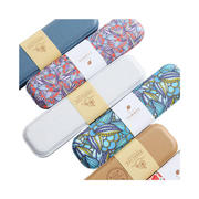 轻松生活 玩趣几何文具盒 笔筒 创意礼品 信用卡小礼品