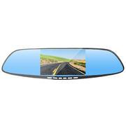 第1现场 d261 后视镜行车记录仪 双镜头 高清1080P 汽车4s店礼品