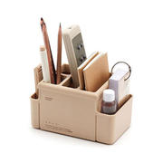 创意分类插盒桌面多功能收纳盒 文具笔筒3602