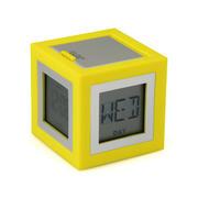 【LEXON】CUBISSIMO 四面时钟 创意小闹钟LR79