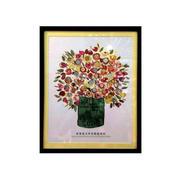 有钱花 精选30国家花卉类硬币 世界花卉外币壁挂 送礼 收藏品