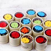 塔香锥香带陶瓷香盘40粒装 创意放松礼品