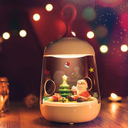 创意圣诞节小夜灯 led氛围灯 儿童床头灯 圣诞节小礼品