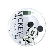 【迪士尼】黑白经典电子秤 体重秤