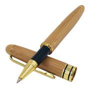 竹子签字笔 环保实用笔 会议活动奖品