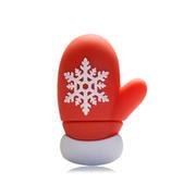 圣诞袜子手袜U盘 圣诞节礼品