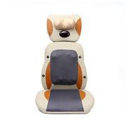 家用多功能按摩靠椅 颈椎按摩靠垫 腰背加热电动按摩器