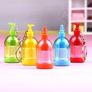 创意文具洗手液造型伸缩笔圆珠笔 订制小礼品