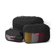 常规衣物收纳袋收纳包三件套 行李箱整理袋出差旅行便携