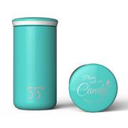 【LKK55度】candy糖果保温杯 迷你时尚咖啡杯男女便携水杯 公司小礼品