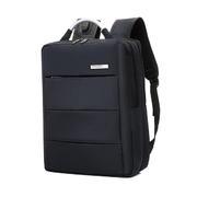 可USB充电男士商务包 电脑双肩包 商务礼品