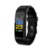115plus 血压运动心率彩屏智能手环 数码礼品 时尚前卫的小奖品