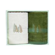 【洁丽雅】清影竹纤维系列毛巾礼盒套装——清影2