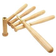 棒球圆珠笔 创意木质圆珠笔 商务庆典实用礼品