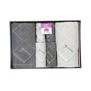 【洁丽雅】品系列纯棉毛巾礼盒——品6