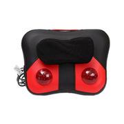 多功能全身按摩靠垫 颈腰椎按摩枕 家用腰椎仪 实用礼品
