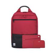 【LEXON】青春时尚14英寸双肩电脑包IPAD包收纳包三件套装LNB0725