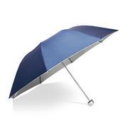 三折银胶防紫外线广告伞 10元礼品
