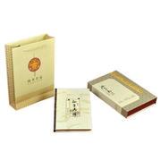 《孙子兵法》丝绸书手读本 丝绸商务礼品 文化礼品