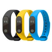 蓝牙智能手表手环计步 运动防水测血压心率穿戴手环 信用卡小礼品