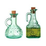 【波米欧利】乡村气息进口厨房玻璃调味 奥莉薇220ML+荷里欧250ML
