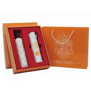 【若生活】前沿生活两件套(保温杯+雨伞)送客户礼品推荐 活动纪念礼品
