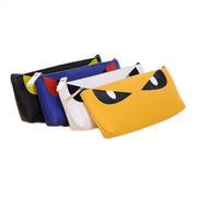 卡通喵星人笔袋 猫咪萌眼文具袋文具盒 学生活动奖品 游戏小礼品 广告促销