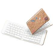轻薄小巧便携无线蓝牙折叠式键盘 手机平板通用