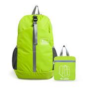 便携轻巧防水折叠背包可收纳皮肤包 公司礼品一般都有什么