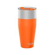 【驼峰】车载时尚杯子 水杯不锈钢大容量创意双开口